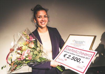 Sharon Vas - Winnaar 2017